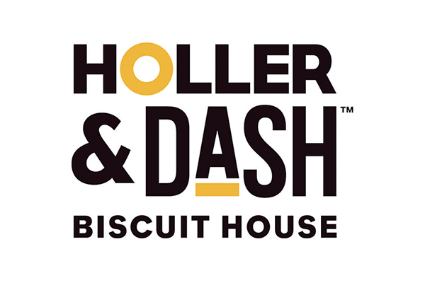 Holler & Dash Biscuit House Logo
