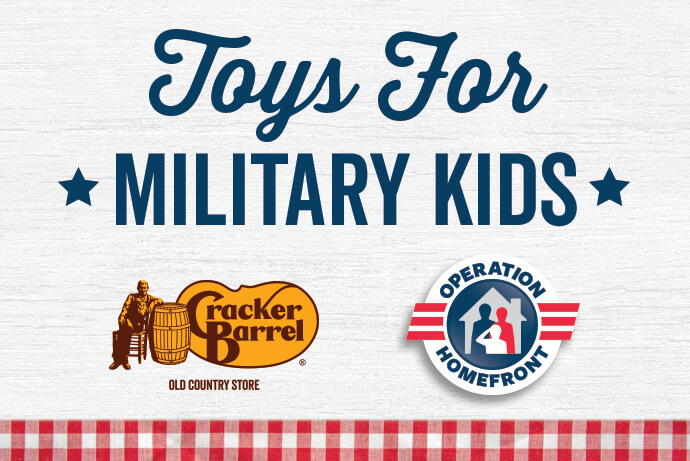 Operation Home Front Toy Drive