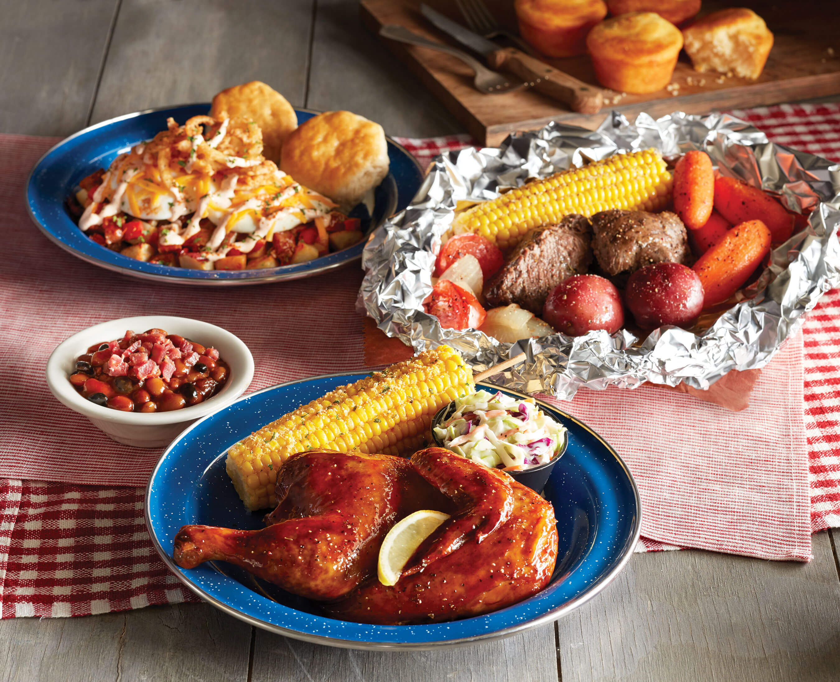 cracker barrel old country store<sup>®</sup> introduces expanded